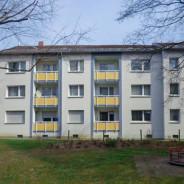 Freundlich und mit neuen Balkonen – die Rombergstraße nach den Sanierungsarbeiten