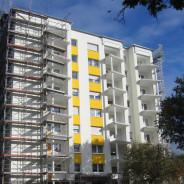 Sanierungsarbeiten am Weidenschlag 140 in Ludwigshafen